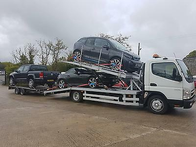 Nationwide Car Vehicle Transport Recovery And Delivery Service Cornwall Based