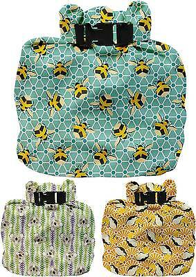 Bambino Mio Wet Nappy Bag Reusable Nappy Accessory Baby/Toddler Changing BNIP