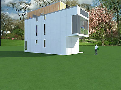 Awesome Tiny House Building Plan Package, Blueprints & Material List