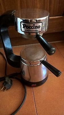 vecchia CAFFETTIERA POCCINO  - OLD COFFEE MAKER POCCINO design