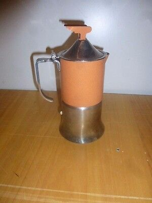 vecchia caffettiera design BALZANO ALI MERCURIO- old COFFEE MAKER coffee machine