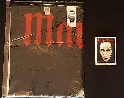 MARILYN MANSON - Holy Wood (In The Shadow Of The Valley Of Death) FLAG - NEW!