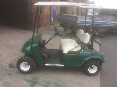 Ezgo 36 volt Electric Golf Buggy with NEW BATTERIES
