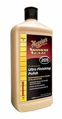 Meguiars Meguiar's M205 Mirror Glaze Ultra Finishing Polish #205 16.9 oz. 500ml