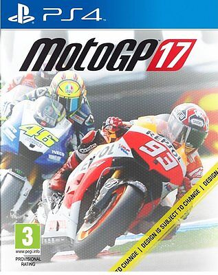 NEW PS4 MotoGP 17 (European Version) - Dispatch Now