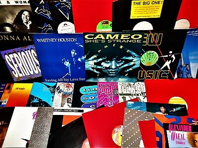 "SOUL BOOGIE VINYL COLLECTION Funk Disco Pure Groove Modern 12"" RECORDS JOB LOT"