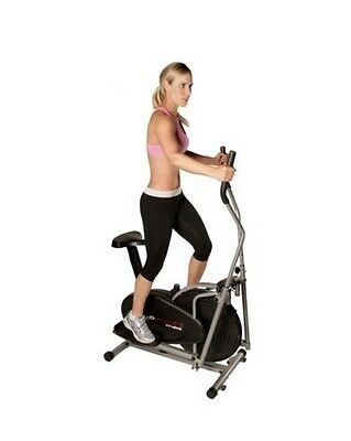 Confidence 2 In 1 Elliptical Cross Trainer and Bike