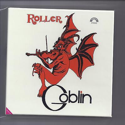 GOBLIN empty official Disk Union  Roller  PROMO box for JAPAN mini lp cd  NEW