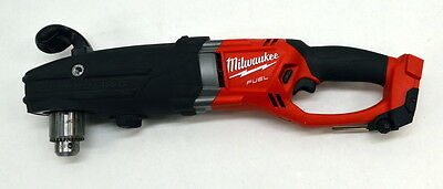 """Milwaukee (2709-20) M18 Fuel Super Hawg 1/2"""" (13mm) Right Angle Drill Nice!"""
