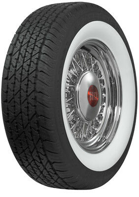 "BFGoodrich Radial 2 3/4"" Wide White Wall Tires P235/70R15"