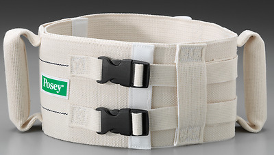 Posey Ergonomic Walking Belt - Size Medium - # 6534 *NEW* FREE PRIORITY SHIP