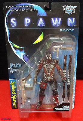 "SPAWN - The Movie - SPIKED SPAWN - 6"" (ca.15cm) - Mc Farlane OVP - RARE"