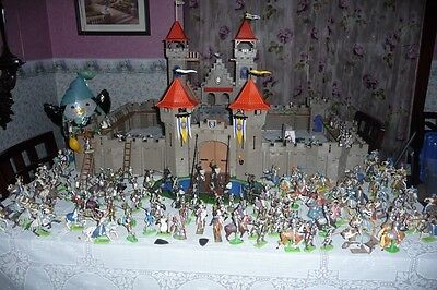 Castle Playset,playmobil Huge ,complete !!!!