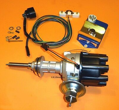 MOPAR: 440 Hi-Rev Electronic Ignition Conversion Kit OEM Specs Charger Plymouth+