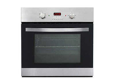 Brand New Akai 58L Electric Oven 5 Functions Triple Glazed Removable Door