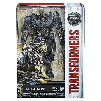 Sale Now Transformers Hasbro Last Knight Premier Edition Voyager Megatron NEW