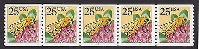 PNC5 25c Honey Bee #2 US2281  MNH, F-VF