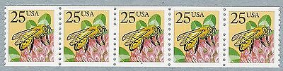 PNC5 25c Honey Bee #1 US2281 MNH, F-VF