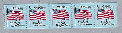 PNC5 25c  G Rate Presort S11111 US2888  MNH  F-VF