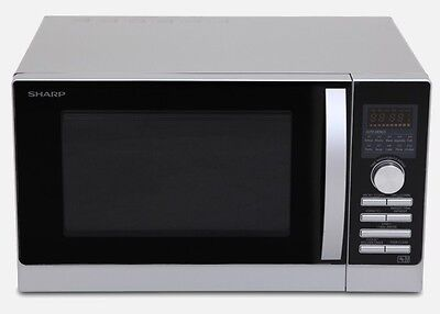 Brand New Sharp Microwave Oven With Top & Bottom Grill And Convection