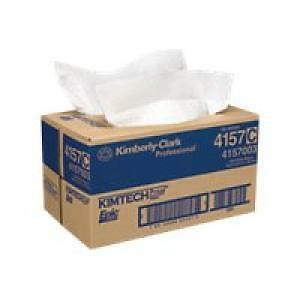 Kimberly Clark Epic 4157 Heavy Duty Wipers 42X34.5 White Carton 150