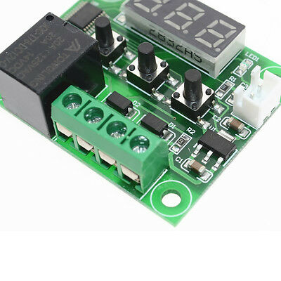 Mini Thermostat Regulator Digital Temperature Control for Incubator Temp Switch
