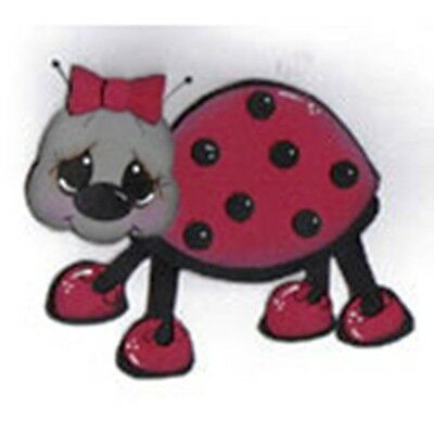 Bosskut - Lady Bug die - for use in most cutting systems