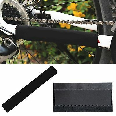 2pcs Bicycle Bike Chainstay Frame Protector Cover Chain Stay Guard Rear Guard