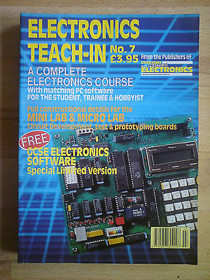 Electronics Teach - in number 7