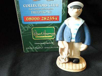 Robert Harrop Camberwick Green - MR RUMPLING bargee CG43. Original box.