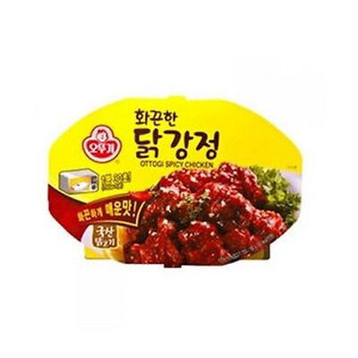 Ottogi 3min Spicy Chicken 180g 5set / Instant Food