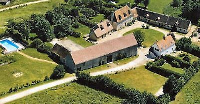 Rural Property Complex with Pool in Normandy, France