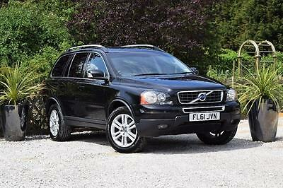 2012 Volvo XC90 2.4 D5 SE Estate Geartronic AWD 5dr