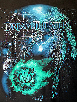 DREAM THEATER...BLACK CLOUDS & SILVER LININGS...T-SHIRT...sz 2XL