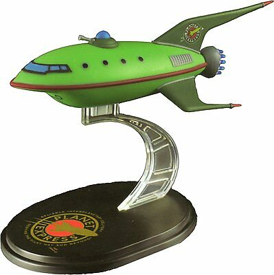 LootCrate July 2016 Futurama Planet Express Ship Model Q-Fig from QMX