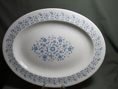"Royal Doulton Galaxy TC1038 13"" Oval Serving Platter"
