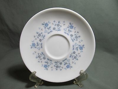 """Royal Doulton Galaxy TC1038 Set of 2 (two) 6 1/8"""" Coupe Style Saucer"""