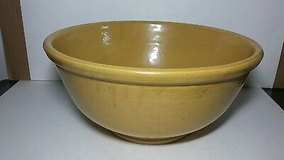 Rare 1920 Bauer #1 Large Mixing Bowl