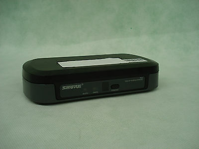 SHURE  PG Wireless PG4 (suffix T10) Receiver (811)