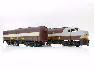 Central Locomotive Works O Gauge Canadian Pacific Alco 1500 A/b Unit 4015 & 4405