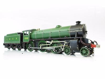 O Gauge Scratch / Kit Built 3-Rail Lner 4-6-0 B1 1246 'lord Balfour Of Burleigh'