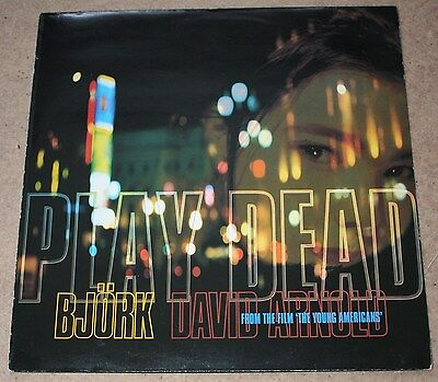 Bjork & David Arnold - Play Dead. (Uk, 1993, Island, 12Is 573, Young Americans)