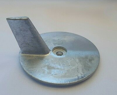 Zinc Lower Unit Trim Tab ANODE for 30HP 40HP 50HP 60HP YAMAHA Outboard