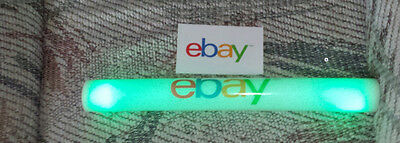 Ebay Collectible EBay 20th Anniversary Party Light Saber Souvenir Tube
