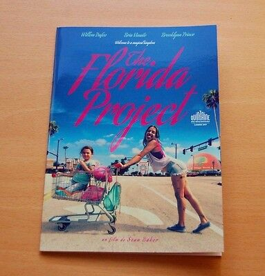 THE FLORIDA PROJECT Official French Presskit Cannes 2017 Willem Dafoe Sean Baker