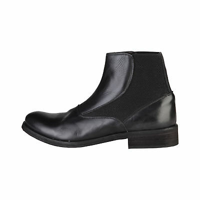 versace 1969 herren schuhe stiefel boots stiefeletten schwarz leder eur 79 90 picclick de. Black Bedroom Furniture Sets. Home Design Ideas