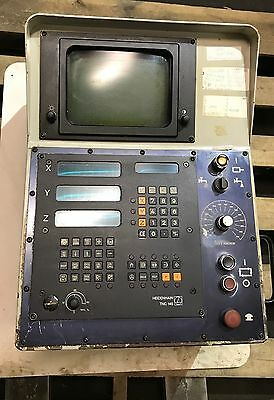 HEIDENHAIN TNC 145 Control System  - Used from a working machine!
