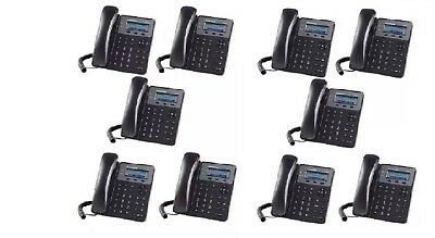 MAKE ME AN OFFER 10-PACK Grandstream GXP1610 1-Line HD SMB SIP Phone