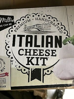 Mad Millie Make Your Own Italian Cheese Gift Kit Just Add Milk