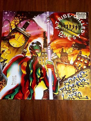 A Tribe Called Quest - Beats, Rhymes And Life - Vinyl - Top Condition 1st Press